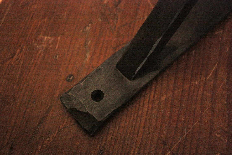 Hand Forged Shelf Brackets