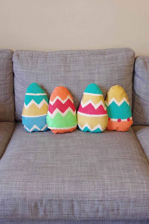 възглавнички великденски яйца
