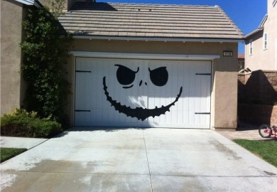 Garage Door Decals