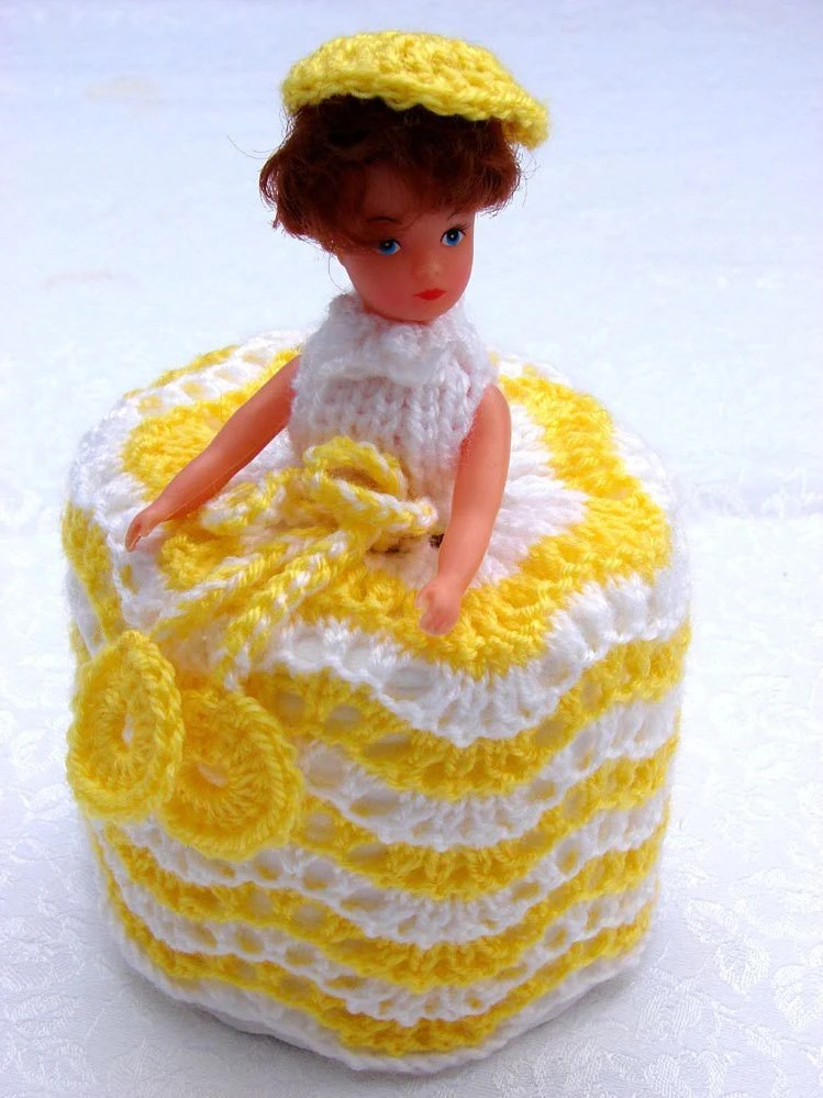 christmas chair covers pinterest sofas and chairs knitting: knitted toilet roll covers, ooh kitch alert