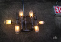 Beer Can and Beer Bottle Light Fixtures: Decor for a Man ...