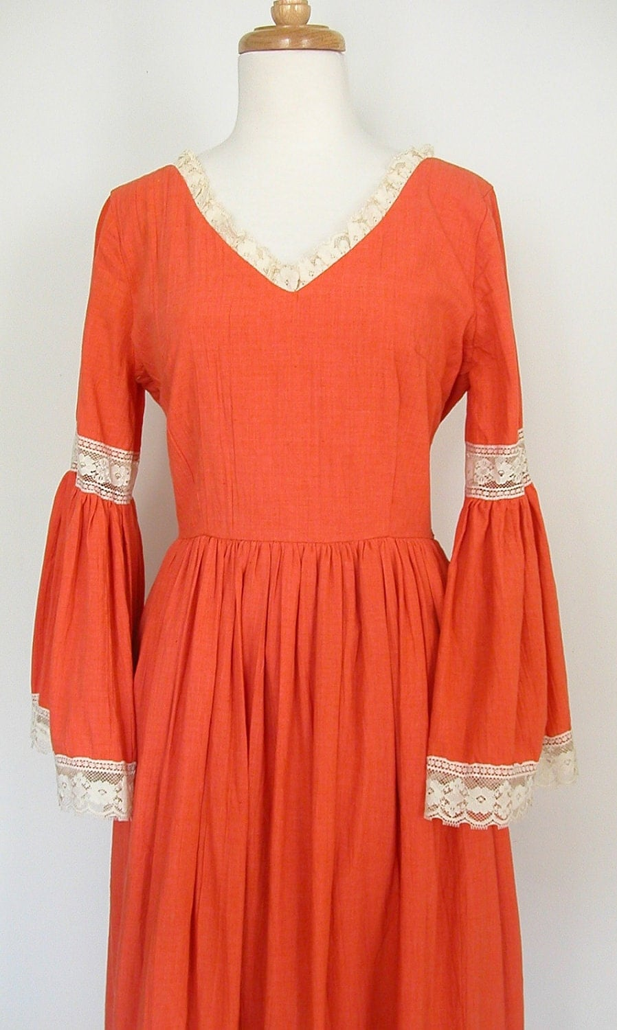 Bohemian Dress by roguegirlvintage on Etsy