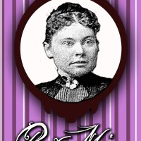 Lizzie Borden Valentine + a photo of my ass