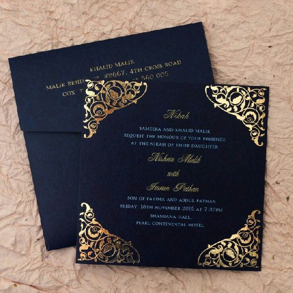 Services Wedding Card Printing From Ulhasnagar