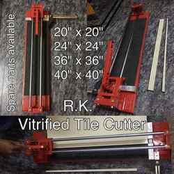 rk tile cutter machine