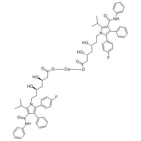 Atorvastatin Calcium Manufacturer & Manufacturer from