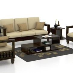 Sofa Exporters India Recliner Set Leather Wooden Manufacturer In Karnataka By A To Z ...