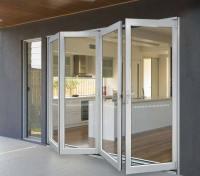 Aluminium Frame Glass Doors Manufacturer & Manufacturer