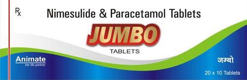 Nimesulide and Paracetamol Tablets Manufacturer ...