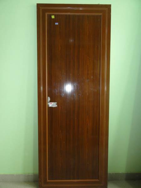 Plastic Bathroom Door
