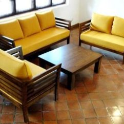 Teak Wood Sofa Set Philippines Reclining Bed For Rv Buy Wooden From Punjab Furniture Palace Nabha India Id