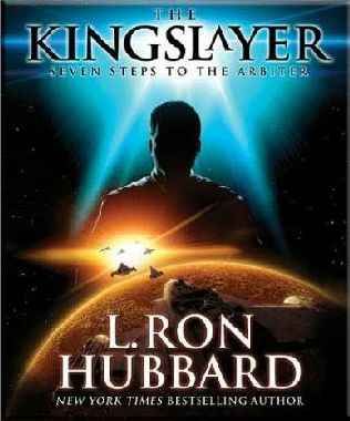 book cover of The Kingslayer by L Ron Hubbard
