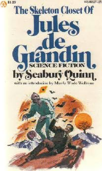 The skeleton closet of Jules de Grandin Seabury Quinn