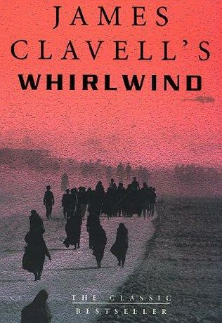 book cover of   Whirlwind    (Asian Saga, book 6)  by  James Clavell