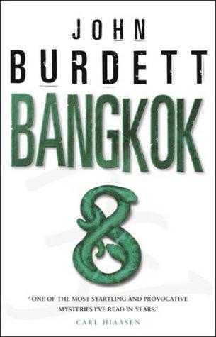 Bangkok 8, by John Burdett Best Killer thrillers crime fiction