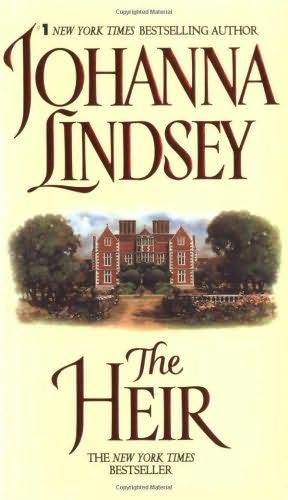 book cover of   The Heir    (Reid Family, book 1)  by  Johanna Lindsey