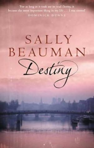 book cover of  Destiny  by Sally Beauman