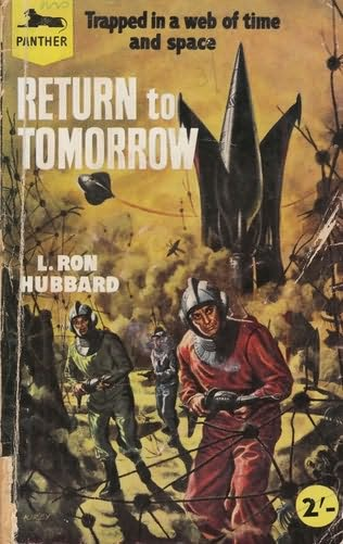 book cover of Return to Tomorrow (To the Stars) by L Ron Hubbard