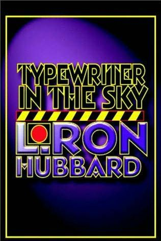 book cover of Typewriter in the Sky by L Ron Hubbard
