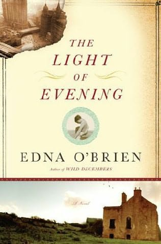 book cover of The Light of Evening by Edna O'Brien
