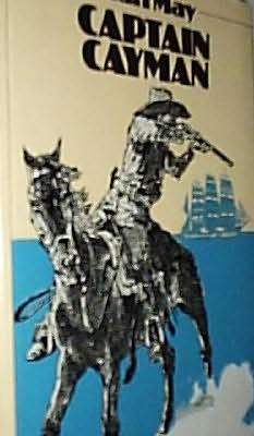 book cover of   Captain Cayman   by  Karl May