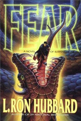 book cover of   Fear   by  L Ron Hubbard