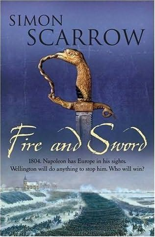 book cover of  Fire and Sword