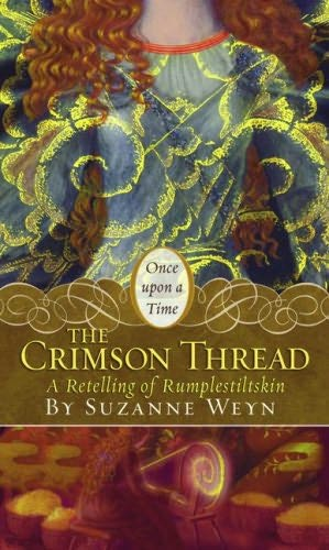 book cover of  The Crimson Thread  by Suzanne Weyn