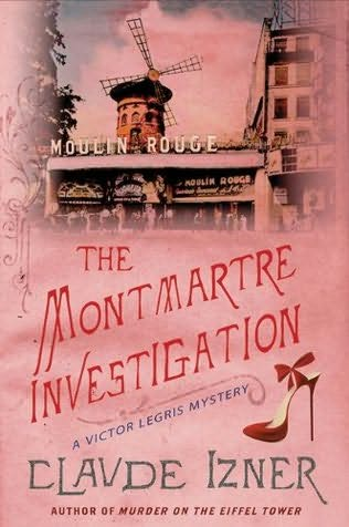 book cover of </p> <p>The Montmartre Investigation </p> <p>