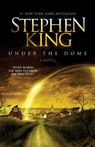 "Cover art for ""Under the Dome"" by Stephen King"