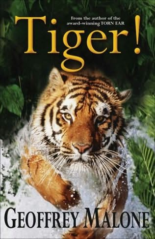 Tiger! Stories from the Wild book 8 by Geoffrey Malone