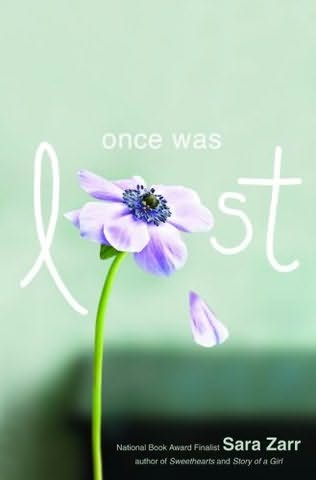 Once Was Lost by Sara Zarr bookjacket