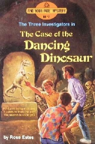 The Case of the Dancing Dinosaur