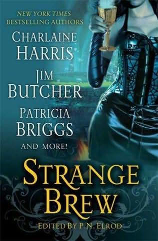 book cover of Strange Brew byP N Elrod