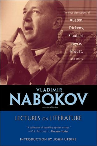 Lectures on literature (Vladimir Nabokov)