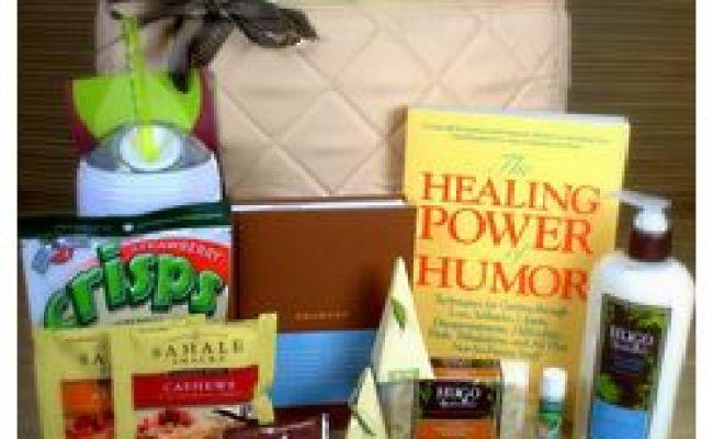 Unique Get Well Gift Basket For Women And Men Findgift