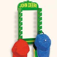 John Deere Hat Rack - FindGift.com