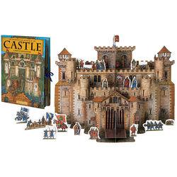 Castle A Pop Up Adventure Book