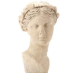 Busto de Thalia, musa da Comédia