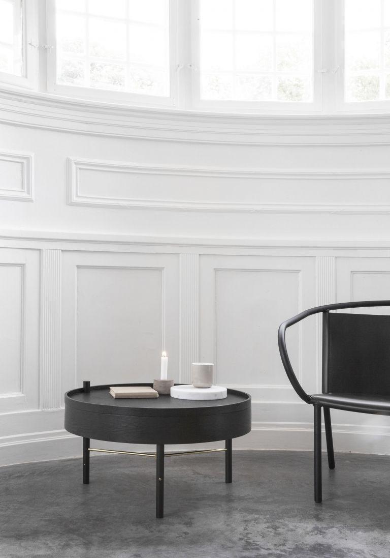 Inside Design Salontafel.Muuto Around Coffee Table Oak Best Interior Design Suite