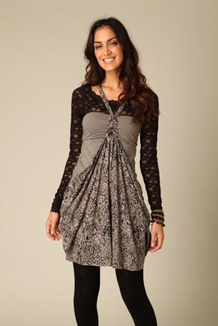 Flirty Halter Mini Dress Free People Clothing Boutique