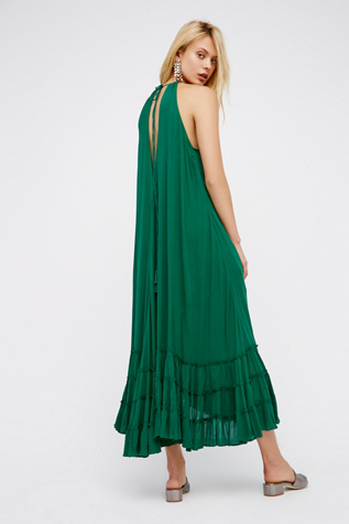 Endless Summer Wrap Maxi Dress Free People