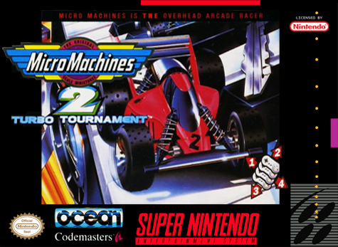 Image result for micro machines 2