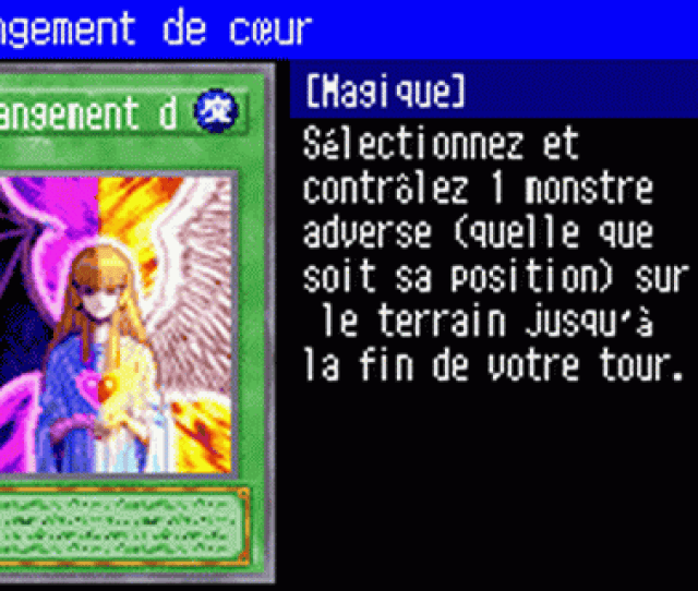 Yu Gi Oh Worldwide Edition Stairway To The Destined Duel Ingame