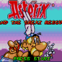 Play Asterix And The Great Rescue Sega Game Gear Online