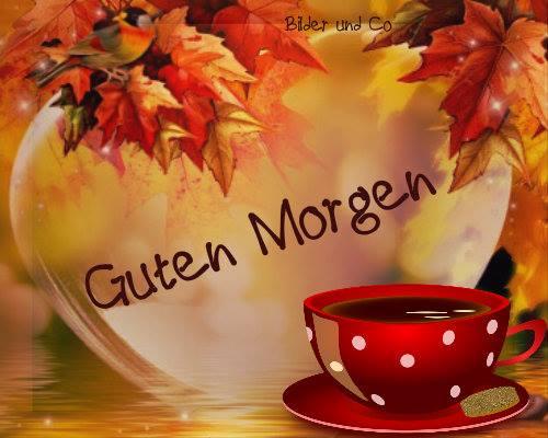 Guten Morgen  Guten Morgen bild 25596  GBPicsOnlinecom