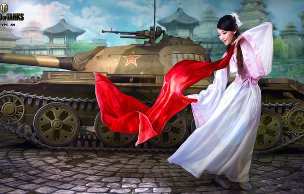 Tank Girl Wallpaper Android Wallpaper Girl Figure Home Area Art Tank Chinese