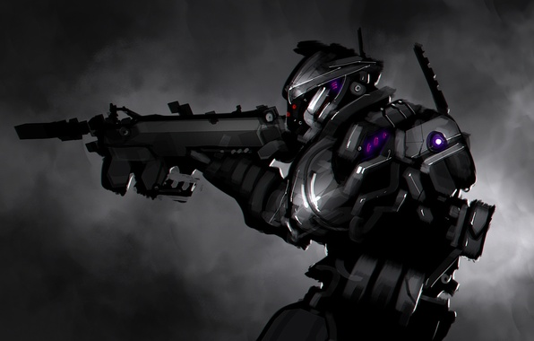 Sci Fi Wallpaper Iphone 6 Wallpaper Weapons Costume Machine Swat Special Forces