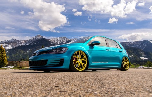 small resolution of photo wallpaper mountains volkswagen golf tuning gti stance mk7
