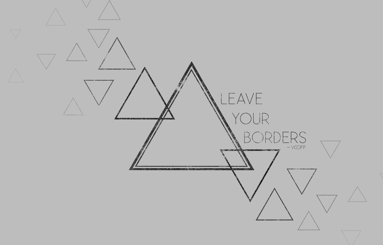 Wallpaper style, minimalism, grunge, motivation, black and